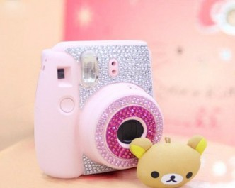 Diamond Sticker for Fujifilm Mini 8