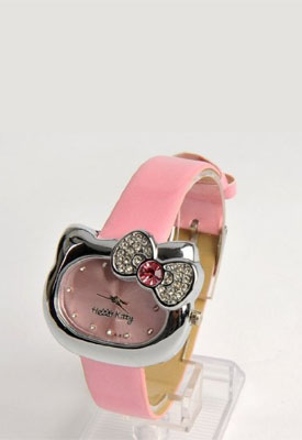 Hello Kitty Girls Wristwatch